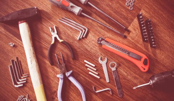Reparaturen in Haus und Garten